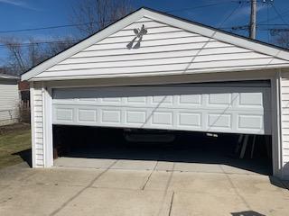 Garage door cable problems Chicago